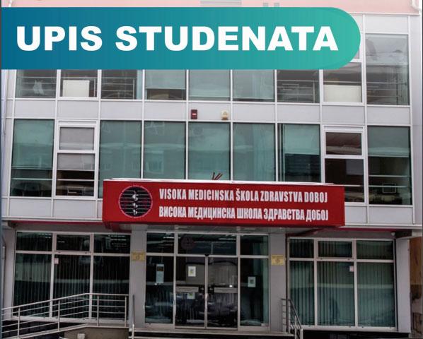 Upis studenata u akademsku 2020/21 godinu